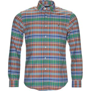 Button-down Skjorte Slim | Button-down Skjorte | Pink
